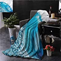 flyrio Premium Bed Blanket, Double-Sided Super Warm Lightweight Microfiber Bed Blanket...