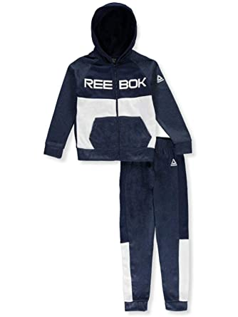 Reebok - Conjunto de 2 Piezas de Pantalones de chándal para niño ...