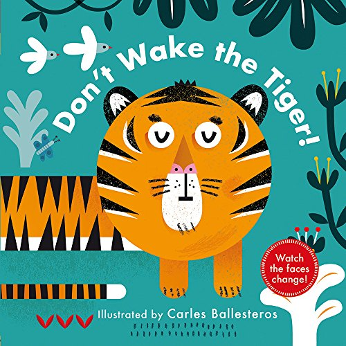 Image of Changing Faces: Don't Wake the Tiger!