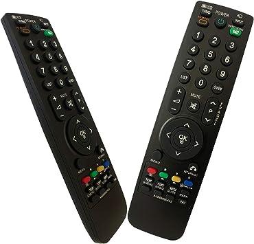 iLovely Reemplace el Control Remoto de TV por LG AKB69680403 Smart TV: Amazon.es: Electrónica