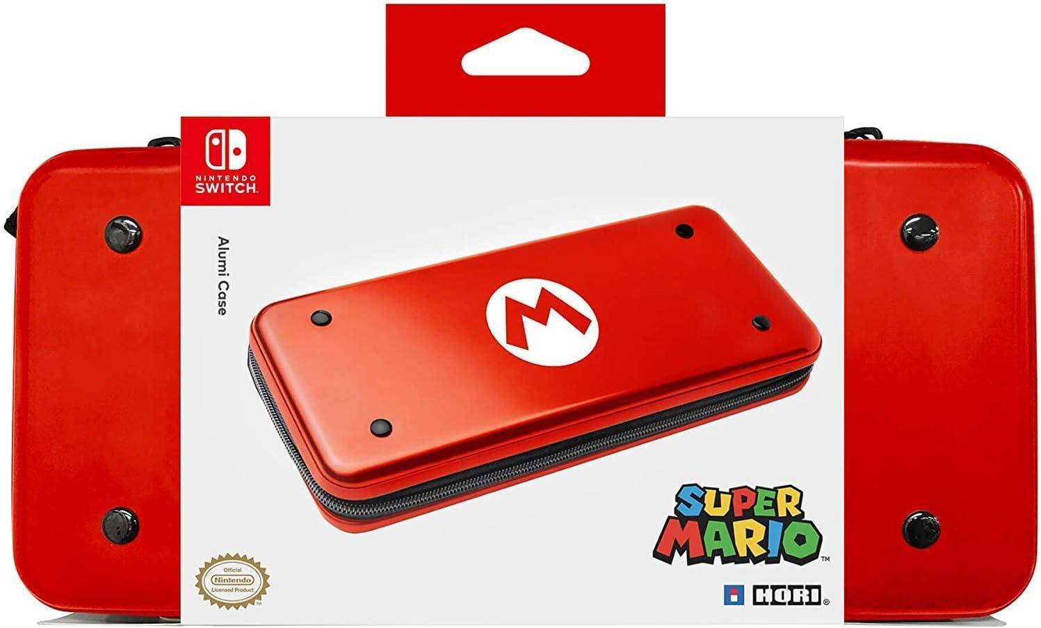 Hori - Alumi Case Super Mario (Nintendo Switch): Amazon.es ...
