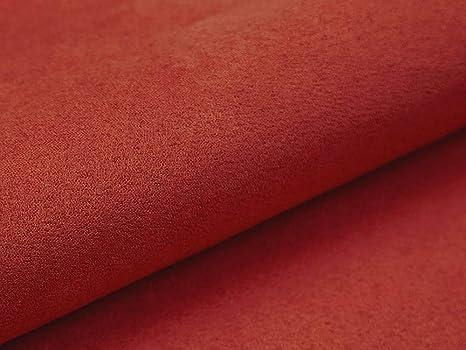 Lederkonzept Alcala Stoff Meterware Wildleder Imitat Velours Microfaser Möbelstoff Polsterstoff 09 Weinrot Amazon De Küche Haushalt