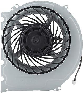Denash Ventilador Interno de Repuesto para PS4 Slim 2000 Fácil de ...