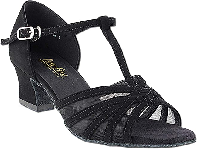 great deals 2017 finest selection buy good Amazon.com | Women's Ballroom Dance Shoes Salsa Latin Practice ...