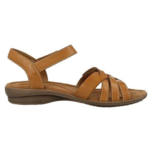 13485148d4be Clarks Ladies Sandals Reid Laguna  Amazon.co.uk  Shoes   Bags