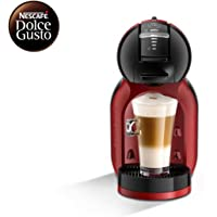 Nescafé́ Dolce Gusto Mini Me Automatic Coffee Machine, Red, NCU500BRD