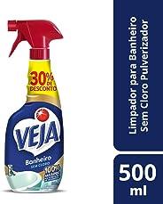 Veja Pulverizador Banheiro sem Cloro, 500 ml