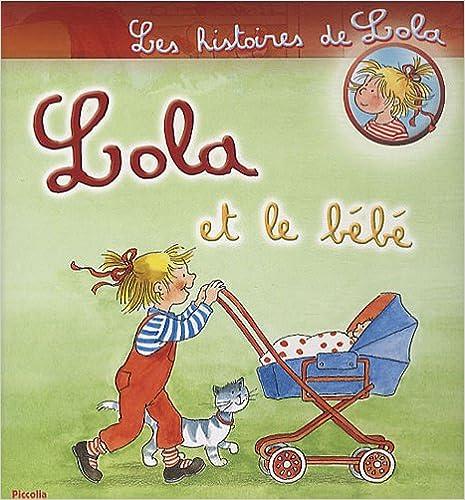 Lola et le bébé