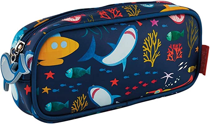 Floss & Rock Deep Sea - Estuche para lápices: Amazon.es: Hogar