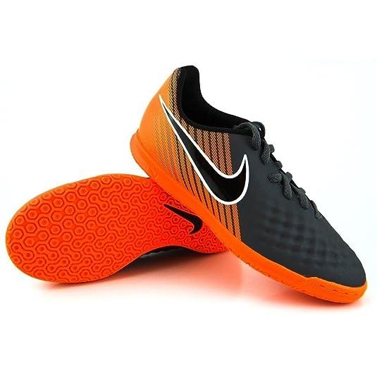 Nike - Magistax Obra Club IC JR - AH7316080 - El Color Grafito-Naranja - ES-Rozmiar: 35.0 Qe33ft
