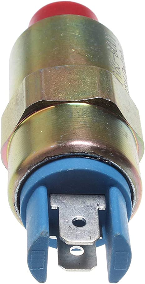 Fuel Cutoff solenoid Switch 5430020438 For PERKINS With Bosch EPVE Pump