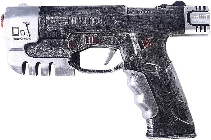 Pistola Cyberpunk