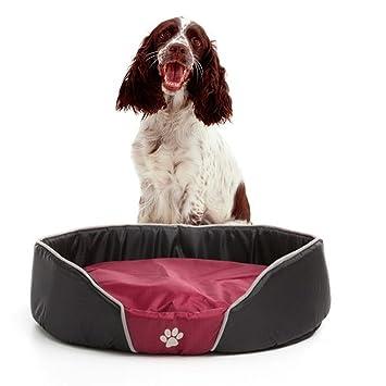 Pet Prior Cama para perro Canasta para perro Espacio para dormir con almohadas para el lugar donde duerme su perro: Amazon.es: Productos para mascotas