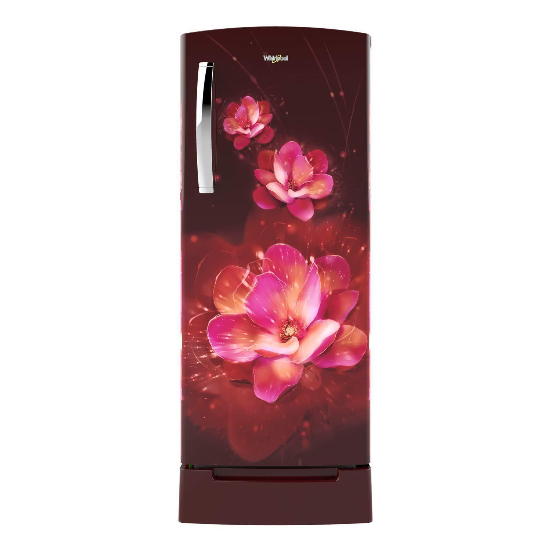 Whirlpool 215 L 5 Star Inverter Direct-Cool Single Door Refrigerator (230 IMPRO ROY 5S INV WINE FLUME, Wine Flume)