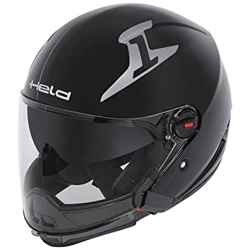 Held Sun-Bow - Casco negro Talla:XS (53/54)