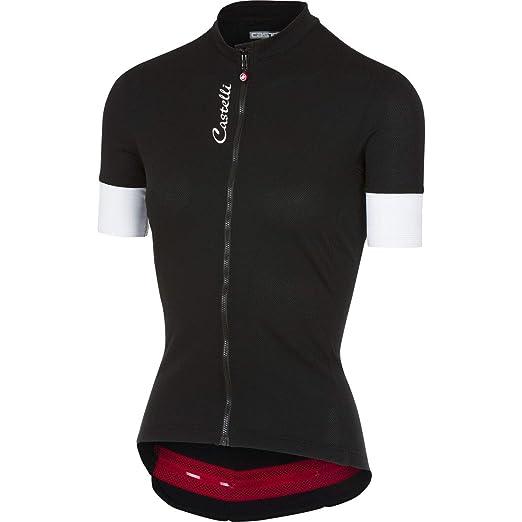 a97445363 Amazon.com  Castelli Women s Anima 2 Full Zip Bike Jersey  Sports ...