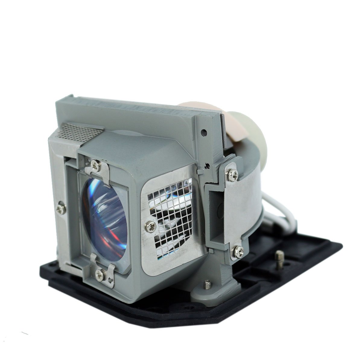 AuraBeam Professional Optoma SP.8TE01GC01 Projector Replacement Lamp with Housing (Powered by Osram)