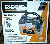 Ridgid 18-Volt Cordless Wet/Dry Vacuum (Tool-Only) Review and Comparison