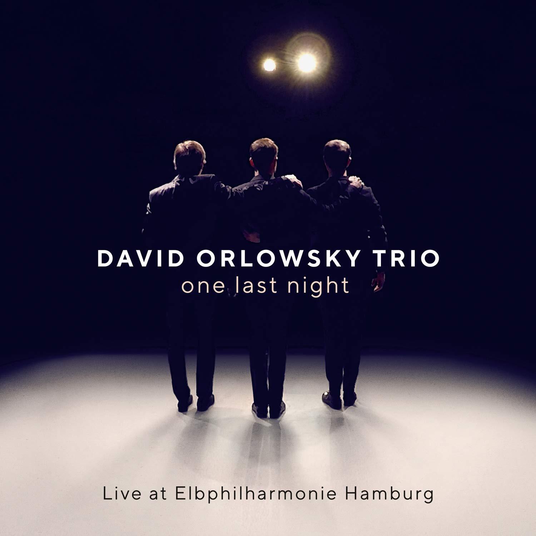 CD : David Orlowsky Trio - One Last Night: Live At Elbphilharmonie (Germany - Import)