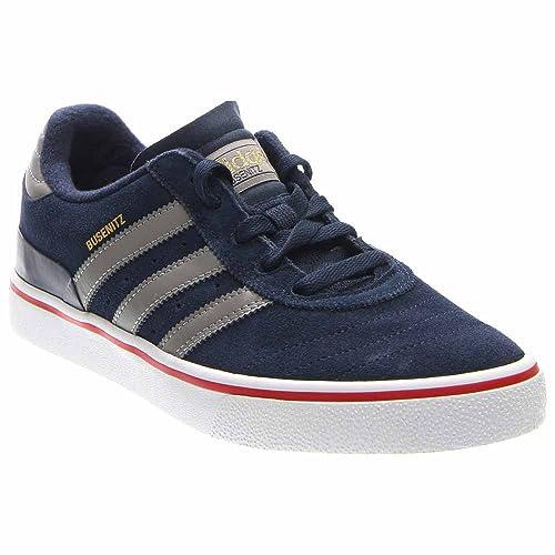 Busenitz ante y de azul en Vulc oscuro zapatos gris adidas pqvRv