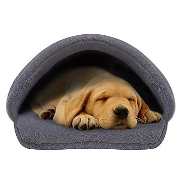 HYSUNG Sofá Cama Suave para Mascotas, Perro, Gato, Forro Polar para Cama o
