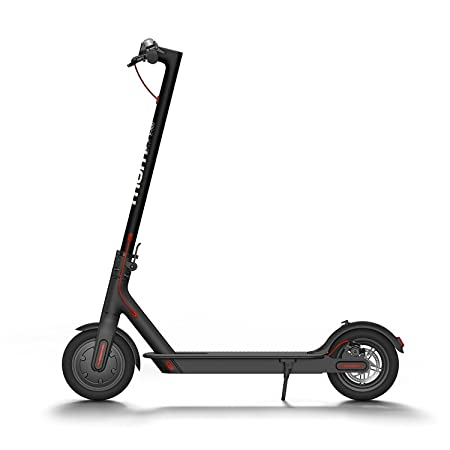 Moma Bikes E-500 Patinete Electrico (Plegable, Urbano, Ruedas de 8,5
