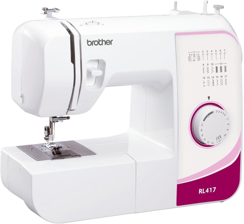 Brother máquina de Coser, Multicolor, Talla única: Amazon.es: Hogar