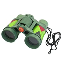 Camouflage Color Plastic 10 x 30mm Binocular Toy for Child Kids