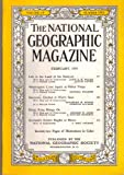 img - for The National Geographic Magazine February, 1954 book / textbook / text book