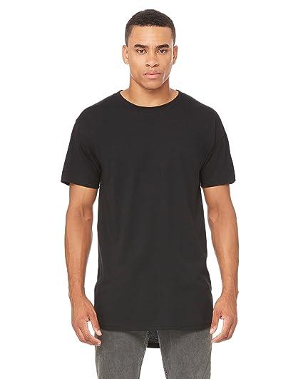 27d8c13c4 Amazon.com: Men's Long Body Urban T-Shirt: Clothing