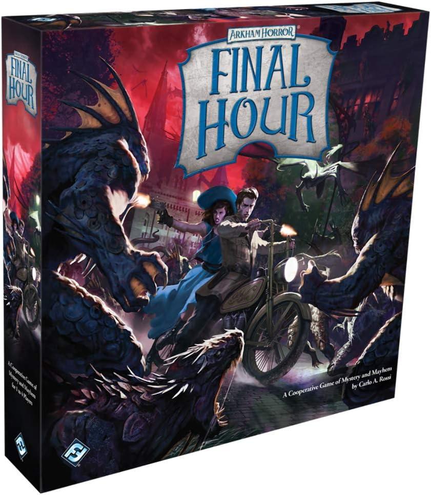 Fantasy Flight Games Columbus Mall Regular dealer FFGAFH01 Arkham Final Hour Horror: