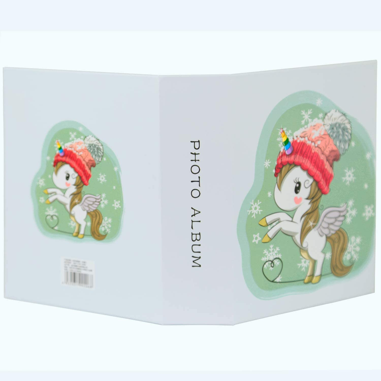 WLC photo album small students photo album,100 photos,colorful and lovely look,peaceful deer
