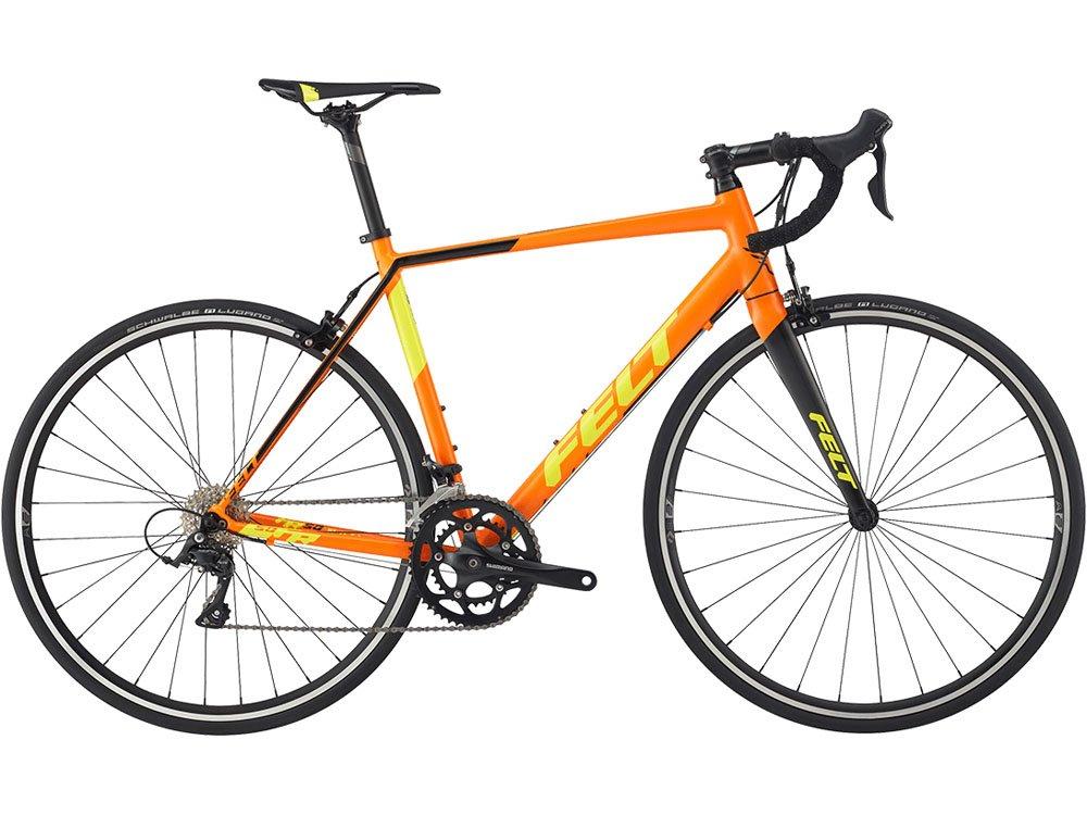 FELT(フェルト) 17'FR50 (Sora 2x9s) ロードバイク マットオレンジ B00B703S42580