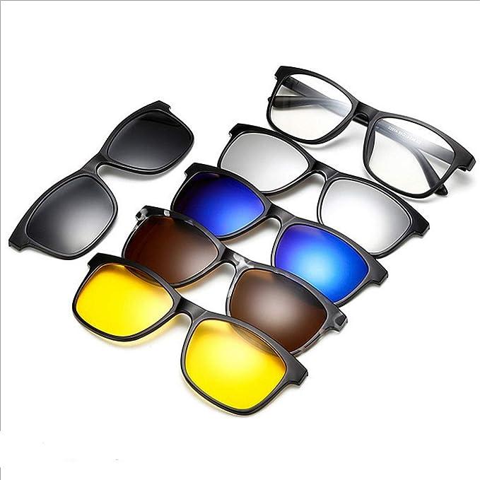 eyes Gafas de sol con montura TR90 irrompible con lentes de ...