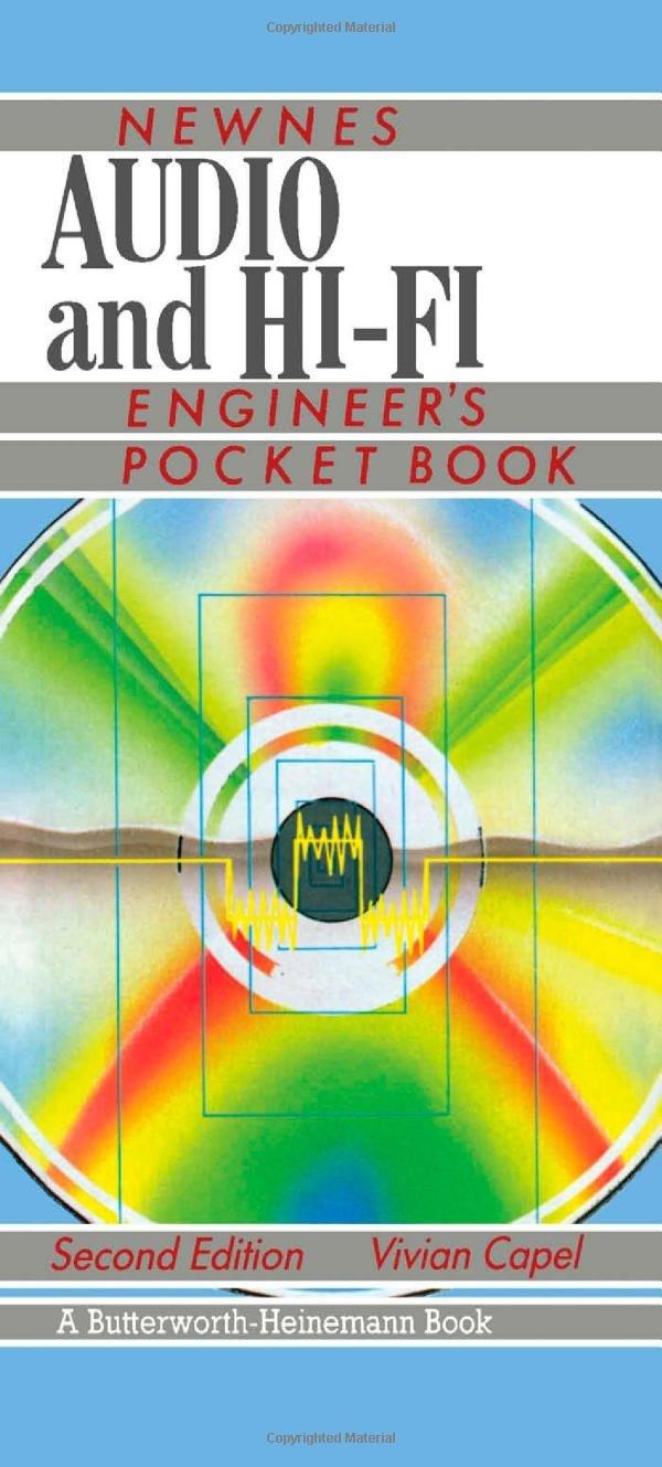 Book sound engineers pocket