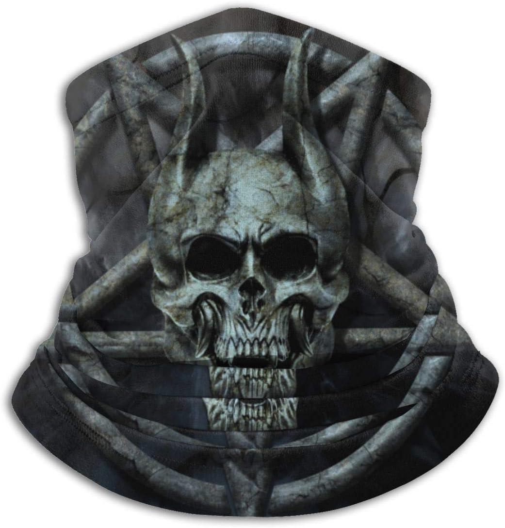 Trivium Men Women Practical Face Mask Fashion Neck Protection Windproof Dust Warmer Durable