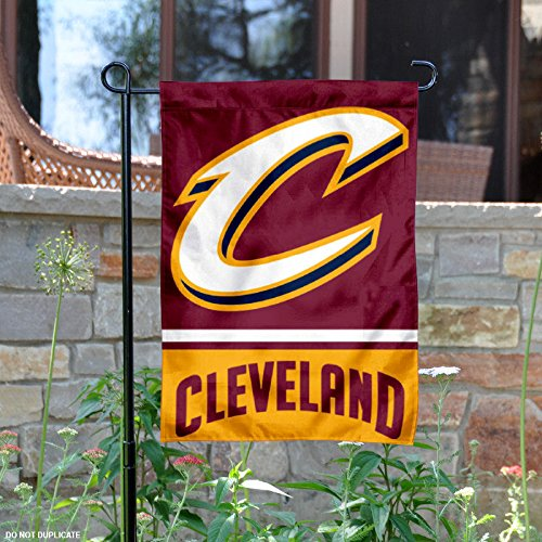 Cleveland Cavaliers Double Sided Garden Flag