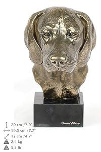 Weimaraner, Dog Marble Statue, Figure, Limited Edition, Artdog