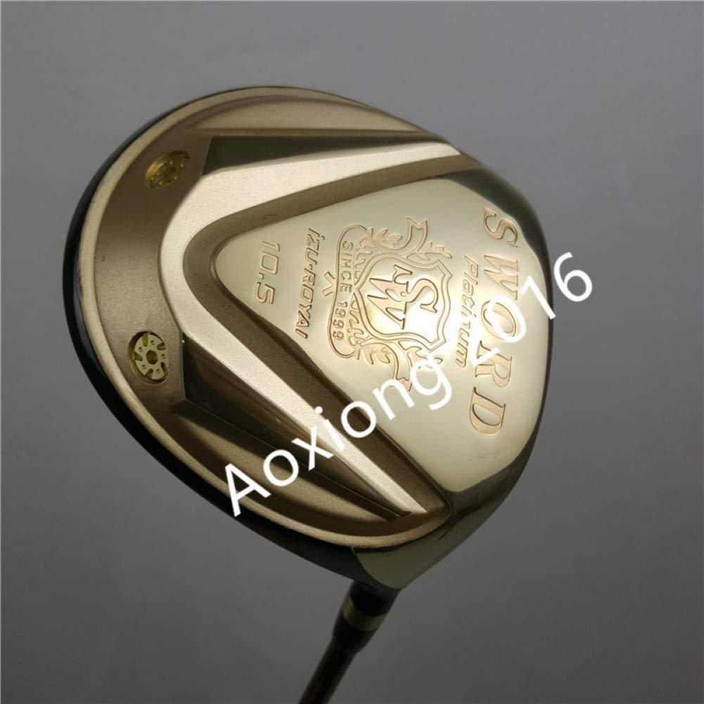 PDHH Golf Club Katana Sword Club Set Driver+3/5 Fairway Wood ...
