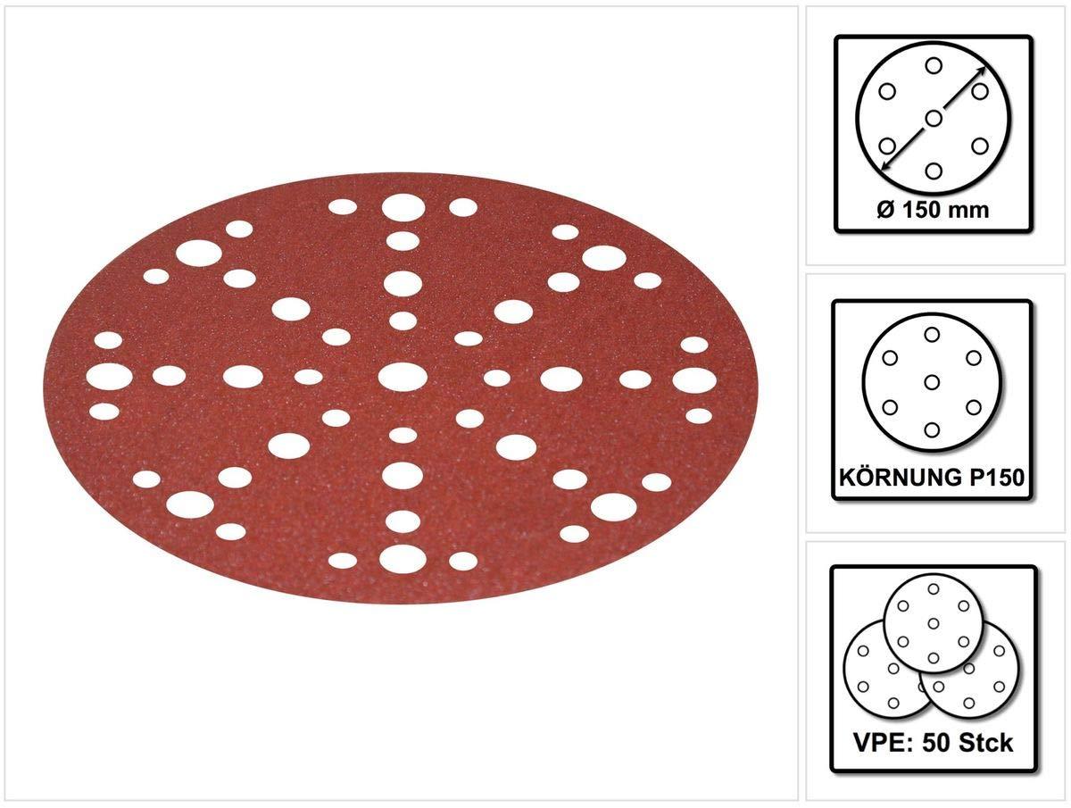 acero gris Festool 203343/pp-stf 80/x 133//2/protecci/ón Pad Set de 2/piezas