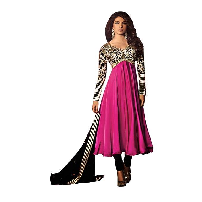 Amazon.com: Priyanka Chopra trajes para mujer pakistaní ...