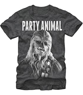 5bda4ce82 Chewie is My Spirit Animal T Shirt Tee | Amazon.com