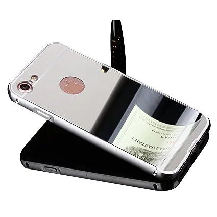Amazon.com  iPhone 6S Plus 6 Plus Mirror Case 3868dd6119