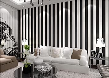 toprate papel pintado para paredpapel pintado no tejidodiseo a rayas color with pared pintada a rayas - Papel Para La Pared
