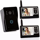 Visiophone sans fil wifi bell350 double