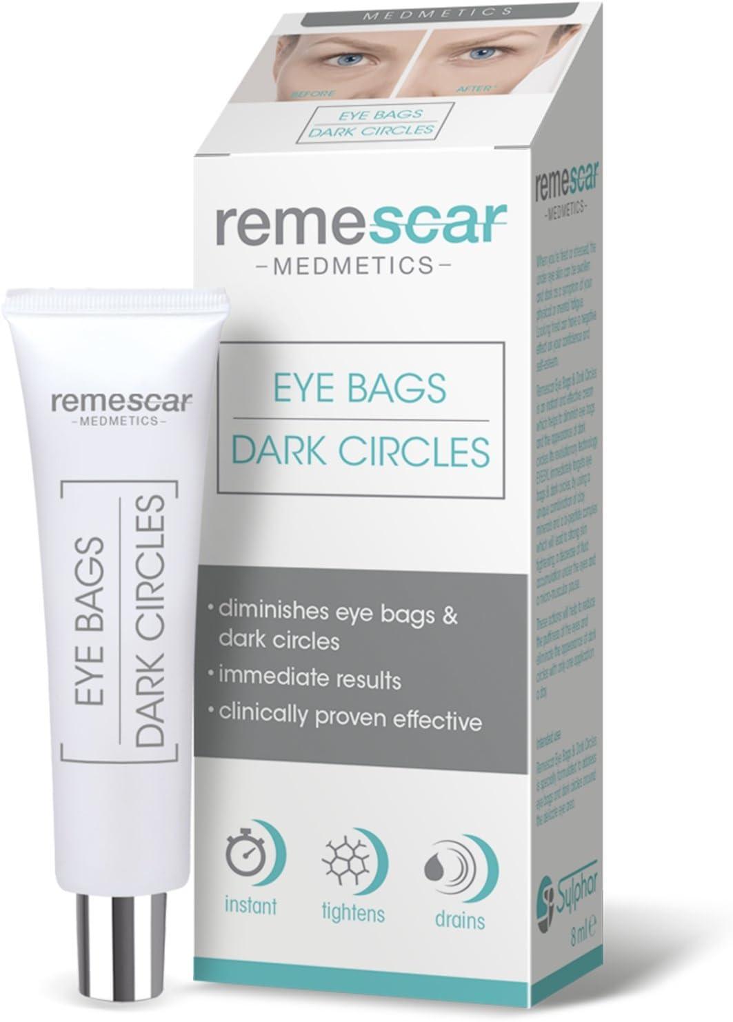Remescar Eye Bags Dark Circles Cream For Under Eye Bags