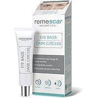 Remescar | Tränensäcke und Augenringe | Creme für Tränensäcke | Augenringe-Entferner | Tränensäcke entfernen | Sofort wirkende Tränensackbehandlung für Männer und Frauen | Straffung der Augenpartien