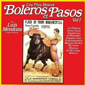 Beautiful Boleros And Pasos Vol. 1 (Les Plus Beaux Boléros Et Pasos