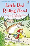 Little Red Riding Hood: For tablet devices (Usborne First Reading: Level Four)