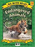 Endangered Animals (We Both Read - Level 2 (Cloth))